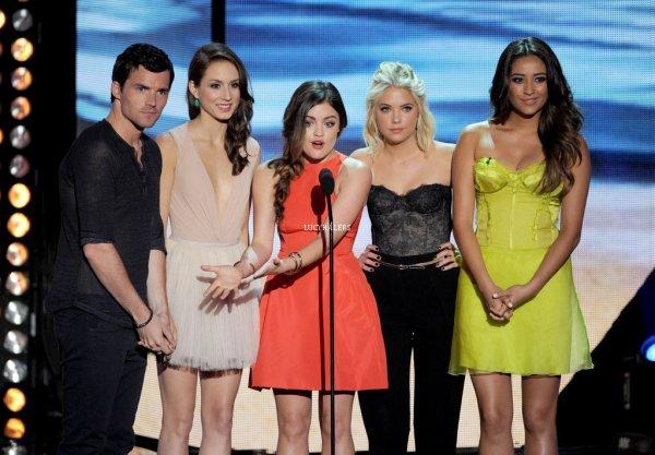 Teen choice awards 2012 !