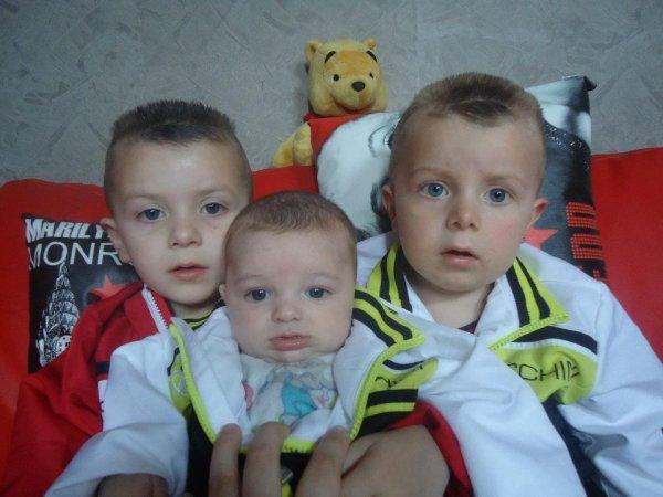 mon filleul et met 2 neveux