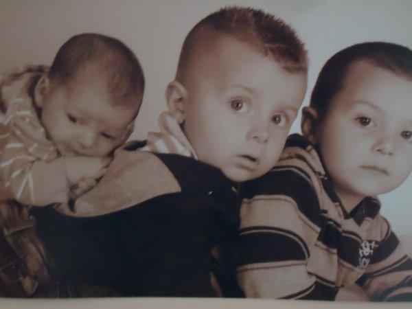 mon filleu et met 2 neveux