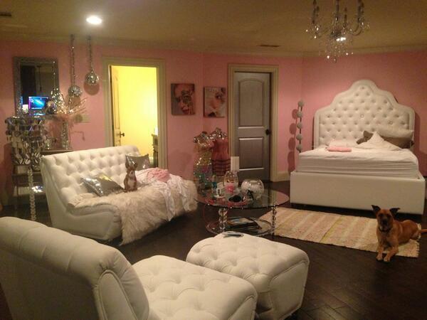 La chambre de Caitlin