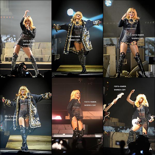 05 Juin 2013 - Rihanna arrivant à sont hôtel à Anvers, Belgique.
