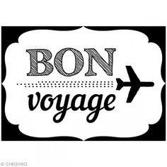 Bon voyage ✈
