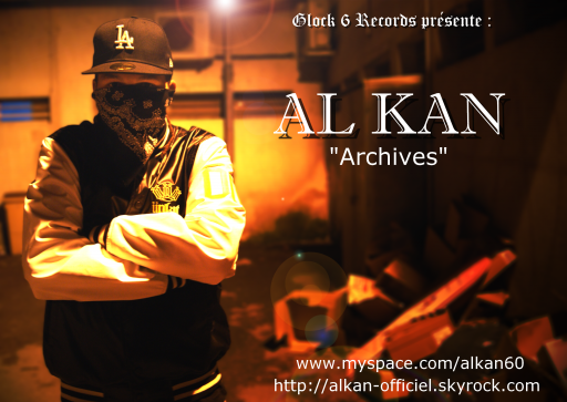 Les divers participations de AL KAN sur mixtape,compilation,street album,etc...