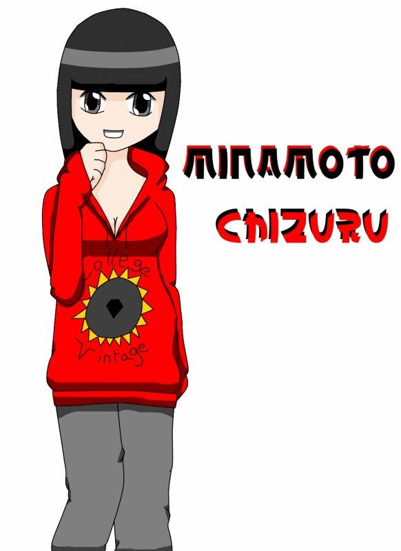 minamoto chizuru chibi