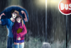 "gravity Falls //""Let us come and let us go penny the rain."""
