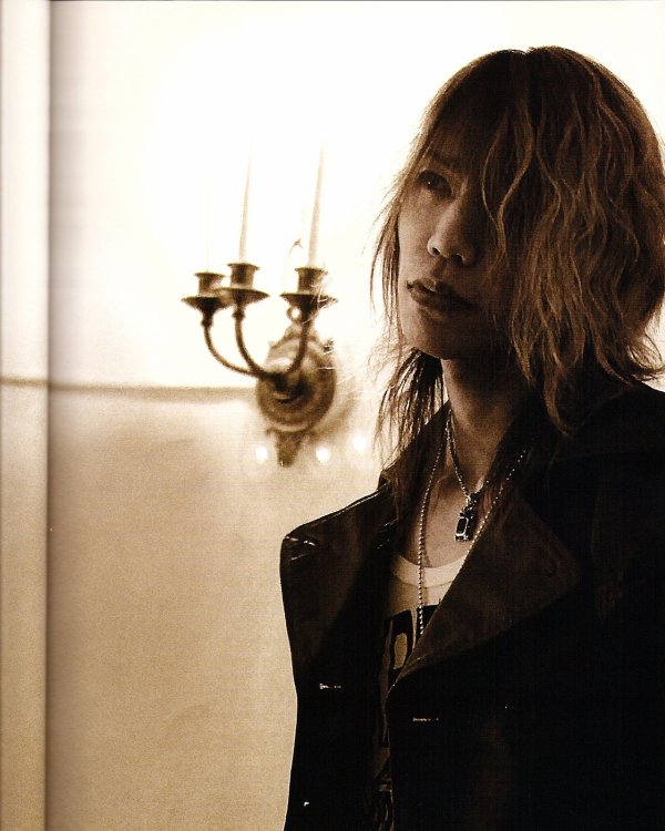 Rock and Read : Terashi Shinya or the Third Earthquake
