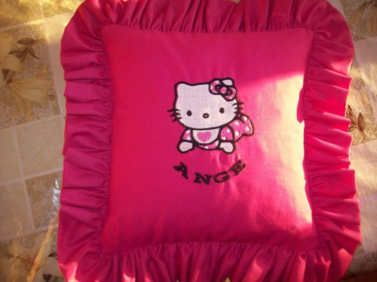 Coussin personaliser
