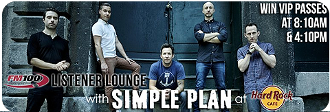Concert: Simple Plan à Memphis, le 27 juin