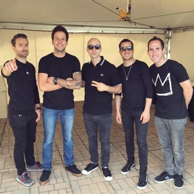 Simple Plan au festival Saskatoon Ex