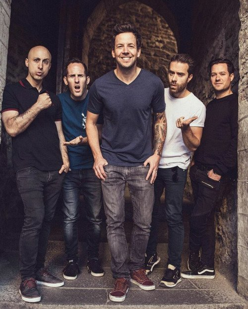 SIMPLE PLAN A L'ACOUSTIC CAFE