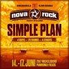 SIMPLE PLAN AU FESTIVAL NOVA ROCK EN AUTRICHE