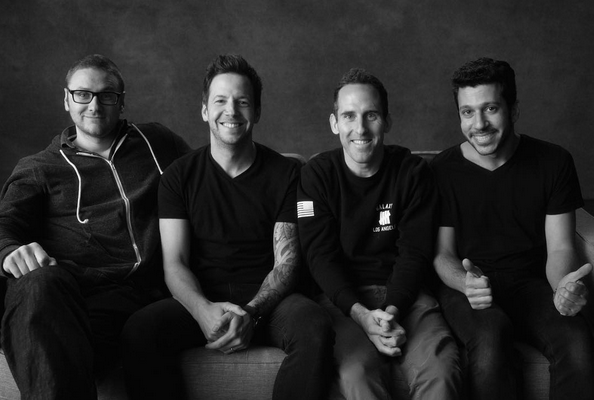 QUAND SIMPLE PLAN INSPIRE LES BEAUX-ARTS