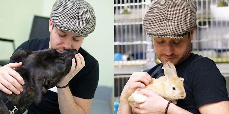 Interview de David pour le SPCA de Montréal