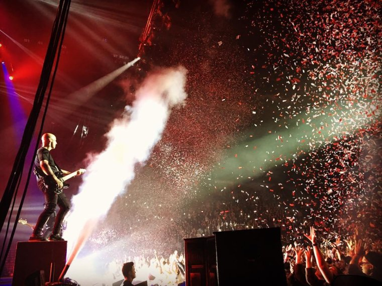 """Dernier concert de la tournée """"TOFTT"""" au Canada"""