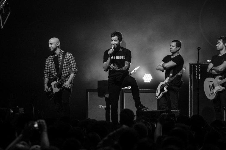 Le concert de Simple Plan à Anaheim filmé pour un futur DVD