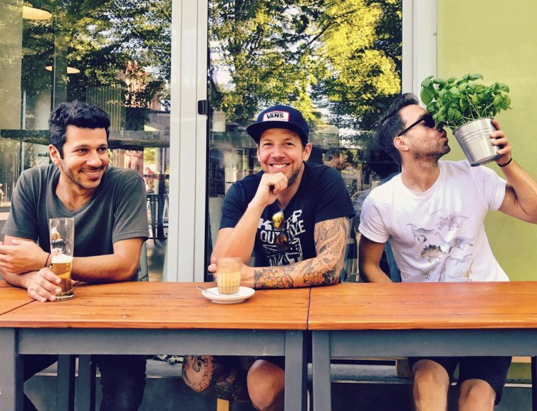 Simple Plan de retour en Europe!