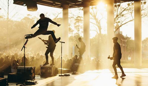 Tournée: Simple Plan ajoute une deuxième date à Tokyo