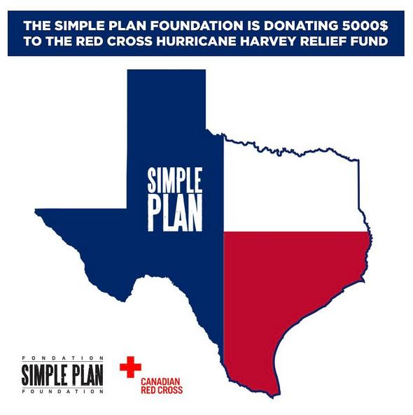 Concert: Simple Plan stoppe son concert à cause d'une crise d'épilespie d'une fan