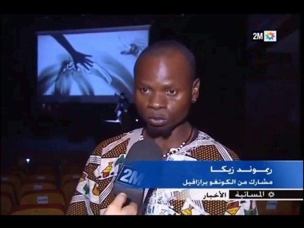 le chorégraphe  Raymond  zika: le professionnel du métier