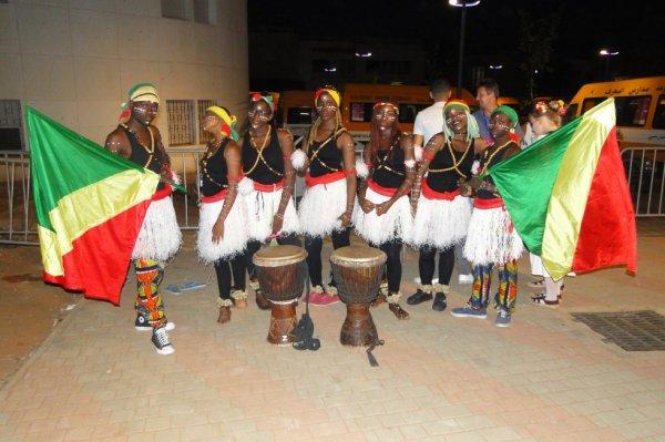 groupe africain congo/rabat