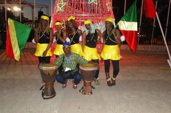 Congo danse