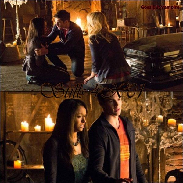 ~~ Vampire Diaries : Saison 4 ~~