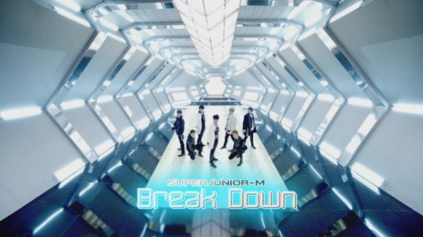 "Super Junior-M , ♥Super Junior-M has released the teaser for ""Break Down""!"