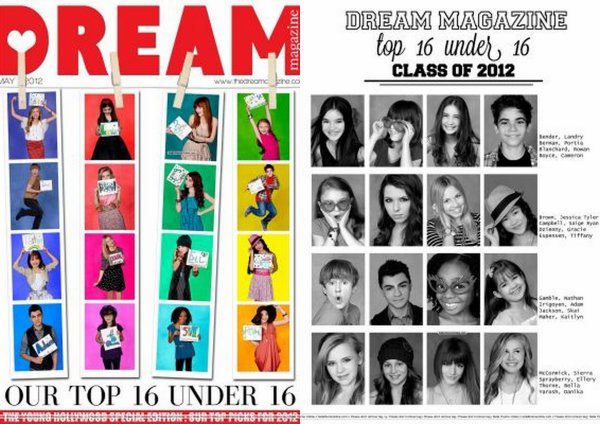 ♛ Shoot pour BOP&TigerBeats, Shoot pour Rena Durham, Top 16 Under 16 de Dream Magazine,e, Photo de Frenemies.
