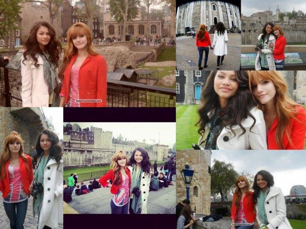 ♔  TweetTime, Photoshoot de Bella, Studio, Trip To Europe.