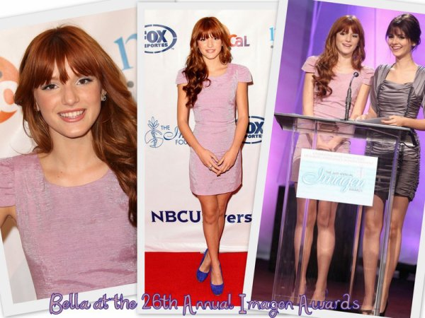 ♛ Première de Brave, Young Hollywood Awards, Disney Friends For Change, BOP&TigerBeats,