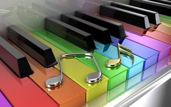 Quelques touches de couleur & de notes en douceur, pour vous souhaiter une agréable soirée de bonheur ..