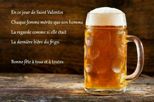 Joyeuse Saint-Valentin aux amoureux