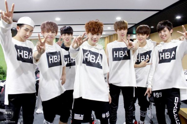 BTS ~ ♥