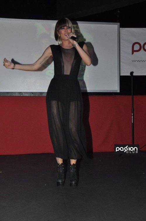 Dafina Zeqiri - PASSION CLUB !