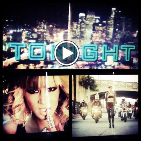 Dafina Zeqiri - '' Tonight '' me videoklip së shpejti !