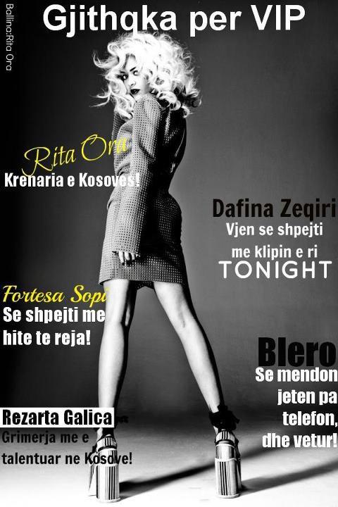 Dafina Zeqiri - Vjen së shpejti me klipin e ri '' TONIGHT '' !