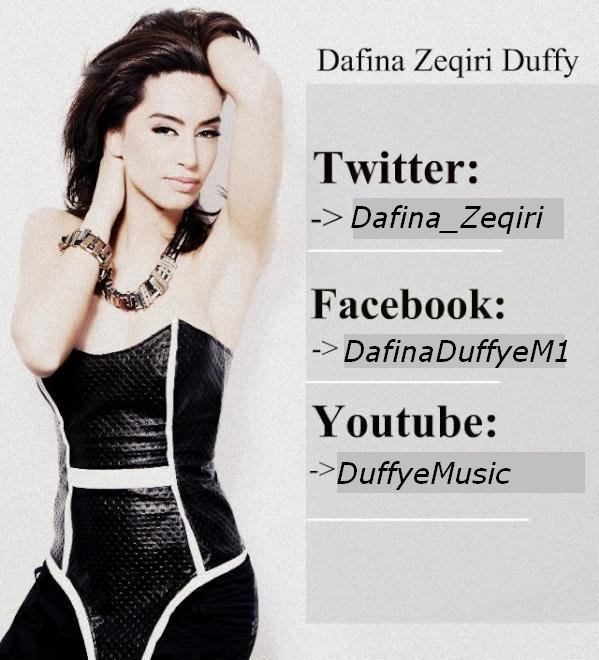 Rrjetet sociale të Dafina Zeqirit !