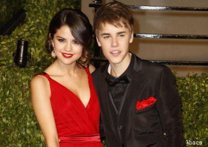 Justin Bieber et Selena Gomez : mais ils sont fous !