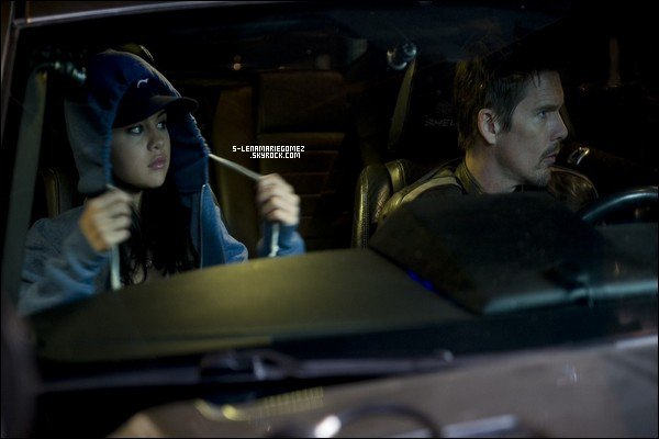 Stills De « The Getaway » + Photos Persos