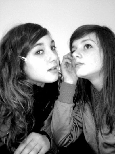 Andréa & Sarah ♥