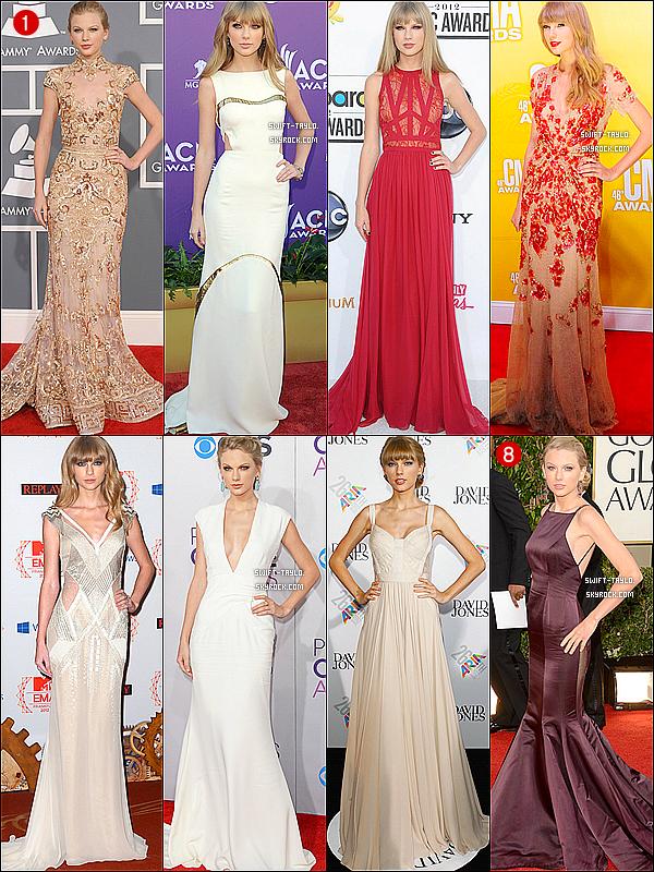 .   Quel est ta robe de bal préféré ?   .