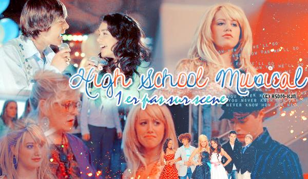 Films : High School Musical : Premiers Pas sur scène