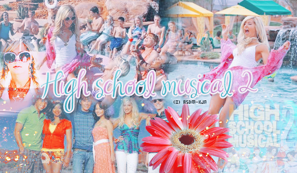 Films : High School Musical 2