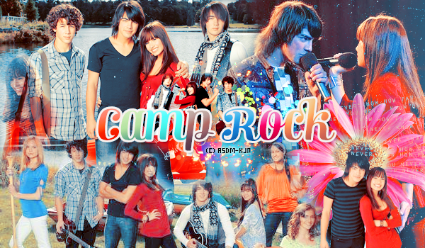 Films : Camp Rock