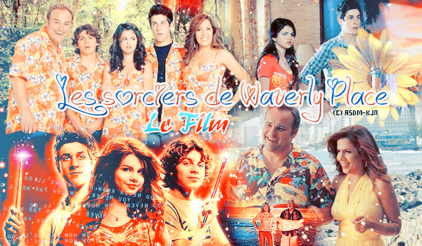 Films : Les Sorciers de Waverly Place