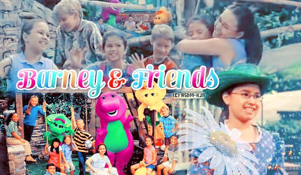 Série : Barney & Friends