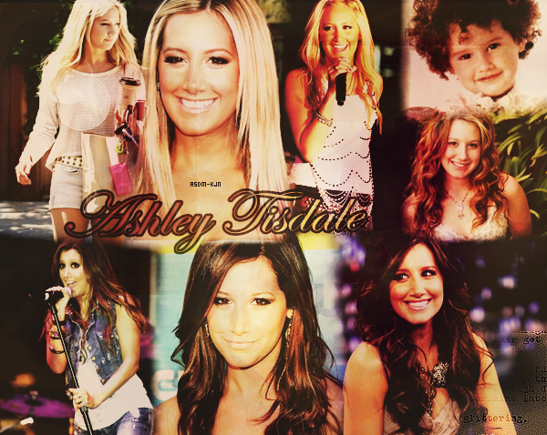 Ashley Tisdale ~~> Présentation