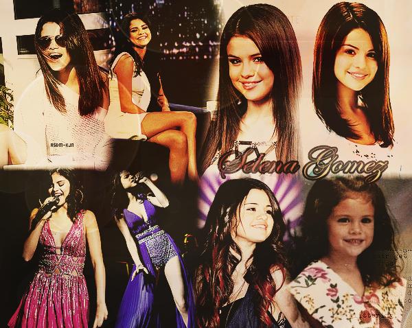 Selena Gomez ~~> Présentation