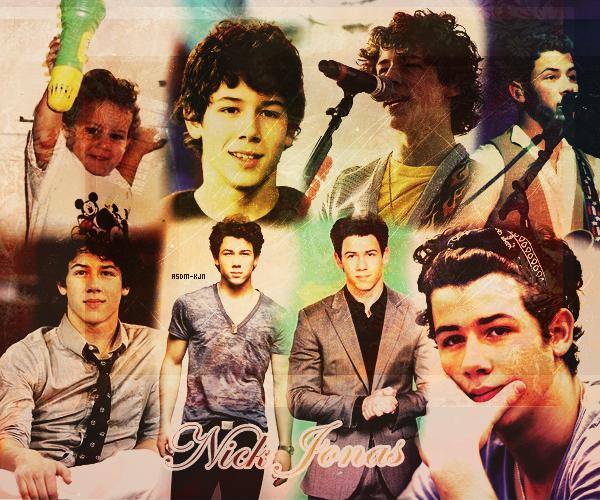 Nick Jonas ~~> Présentation