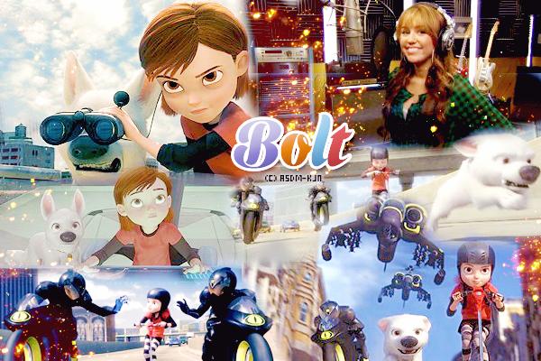 Film : Bolt